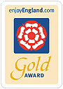 Gold award Bowland  holiday cottage